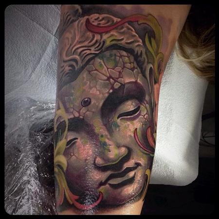 Andy Chambers - Buddha Tattoo