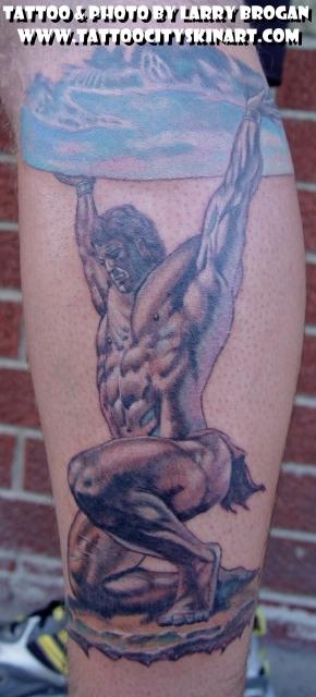Tattoos - Atlas - 22583