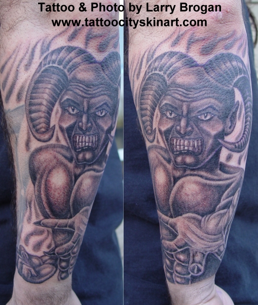 Tattoos - Pay Up Sucker - 13222