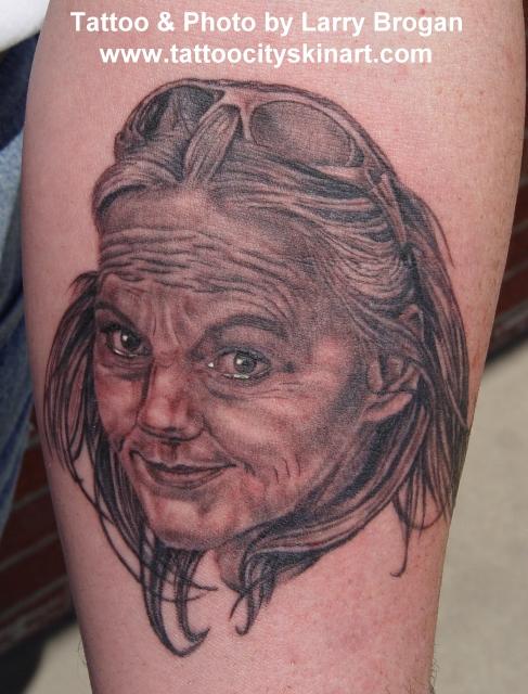 Tattoos - Robin - 13017