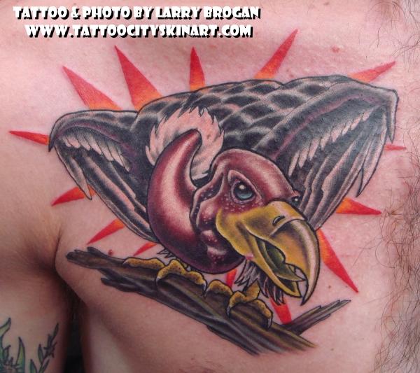 Tattoos - Vulture - 22567