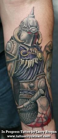 Tattoos -  - 44479