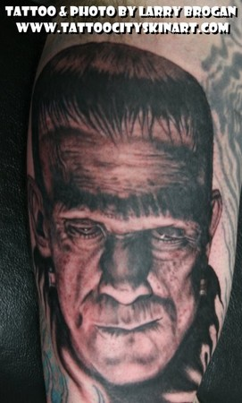 Tattoos - Uncle Frank - 35619