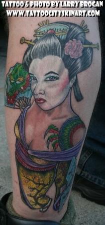Tattoos -  - 44860