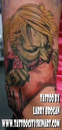 Tattoos -  - 37911