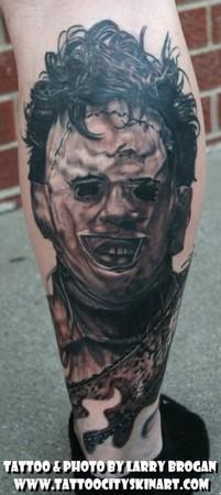 Tattoos - Leatherface - 47186