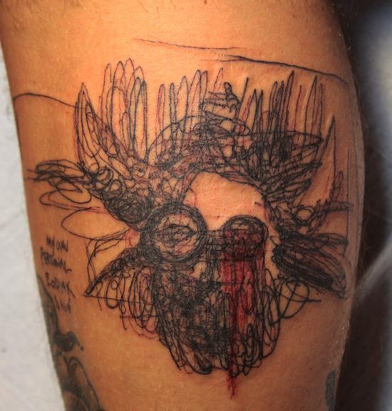 Tattoos - Personal Zodiac Tattoo - 54551