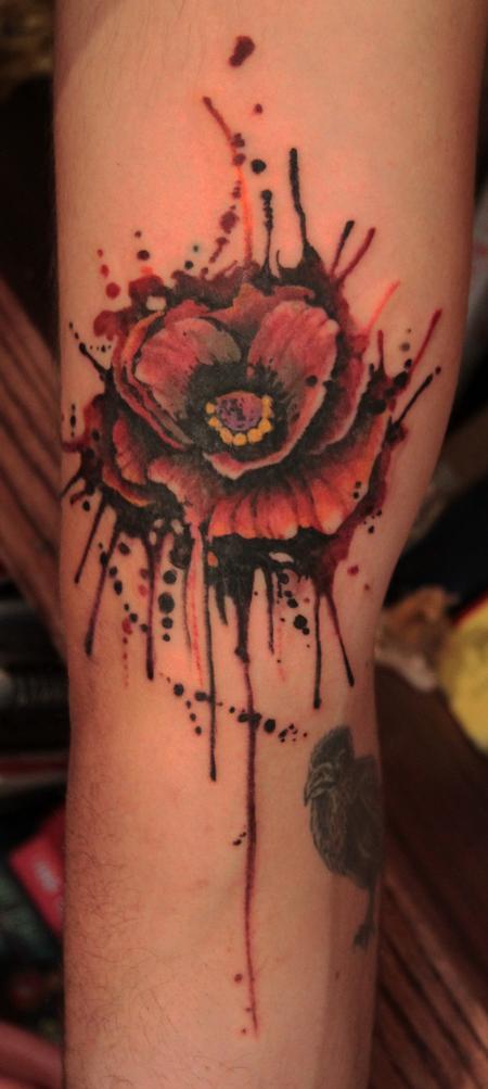 Tattoos - Poppy - 66150