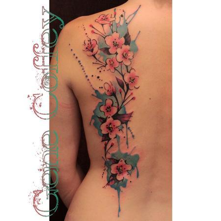 Tattoos - Blossoms - 95247