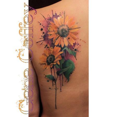 Gene Coffey - Sunflowers