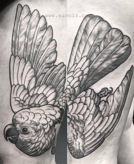Tattoos - cuckatoo - 113682