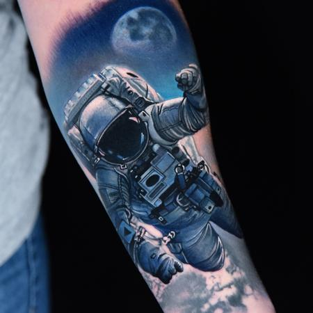 Tattoos - Space Walk - 138156