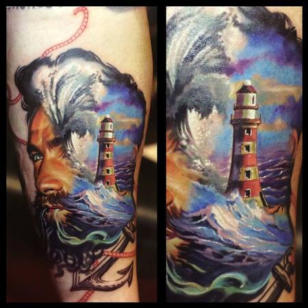 Tattoos - sailor tattoo, Antonio proietti - 114472