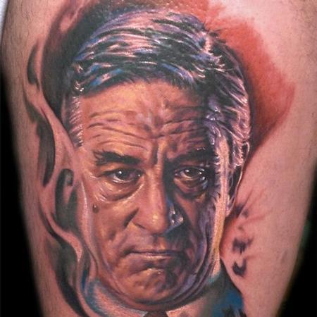 Tattoos - Robert de Niro - 116254