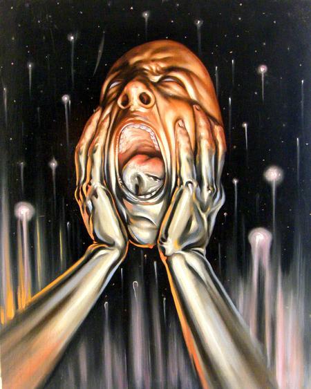 Antonio Proietti - Allien man