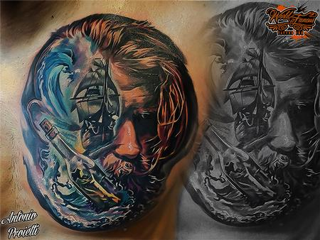 Tattoos - sailor tattoo, Antonio proietti - 114470