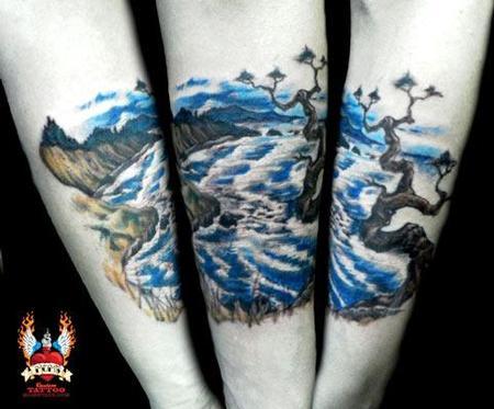 Tattoos - Ecola State Park  - 108973