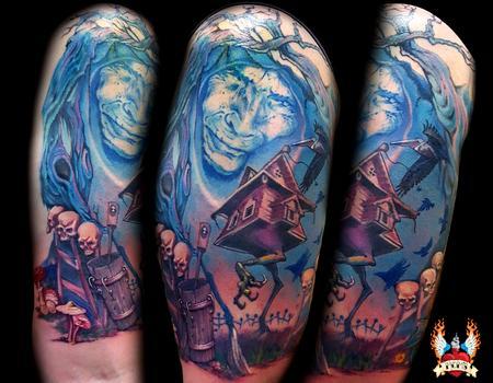 Tattoos - Baba Yaga - 109256