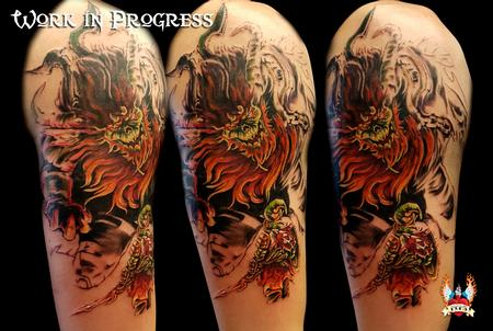 Tattoos - Legend of Zelda - 109066