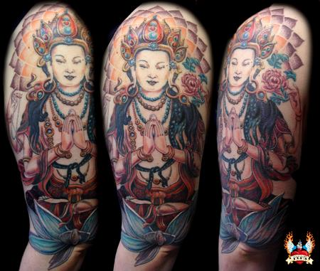 Tattoos - Chenrezig - 109059