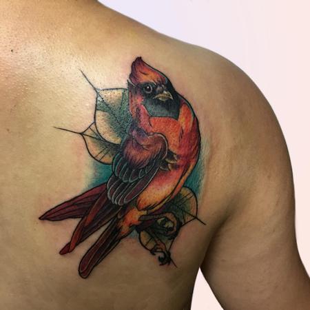 Tattoos - Cardinal - 119828