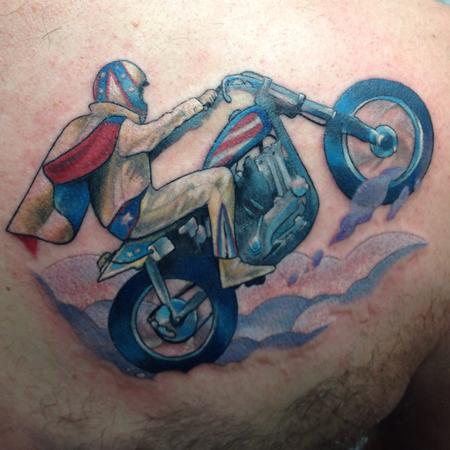 Tattoos - Even Knievel  - 111849