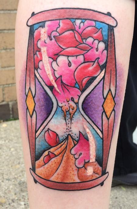 Tattoos - Hourglass - 116887