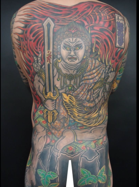 Tattoos - Japanese Warrior - 109343