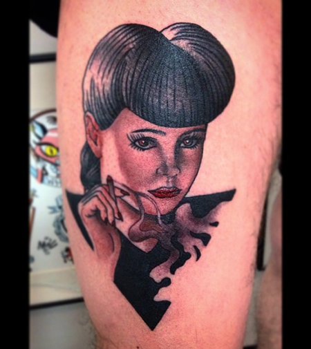 Chris Winsor - Rachel from Blade Runner