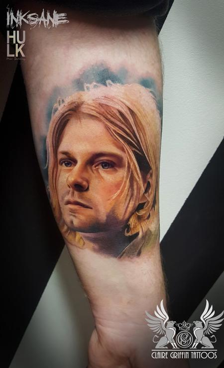 Tattoos - Kurt - 125494