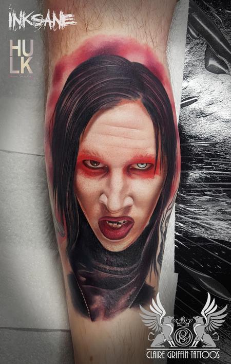 Tattoos - Manson - 125495