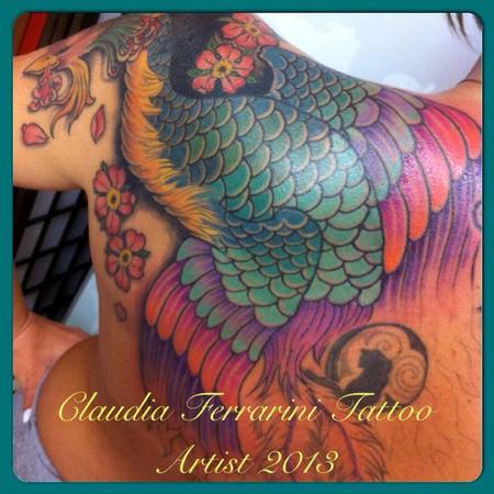Tattoos - Phoenix - 98582