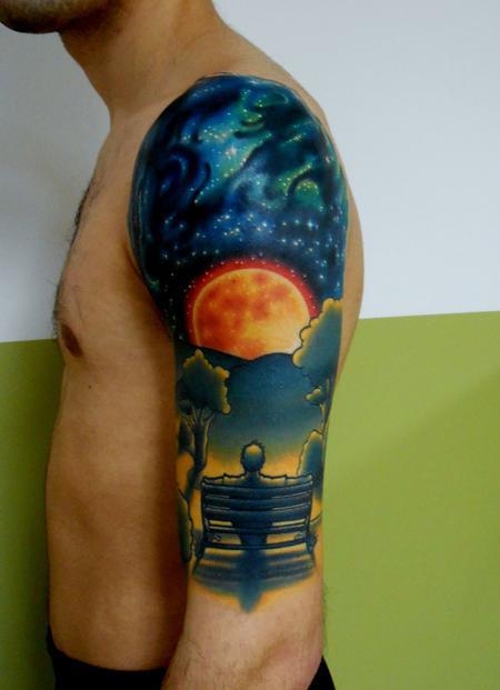 Tattoos - nebula reboot - 100339
