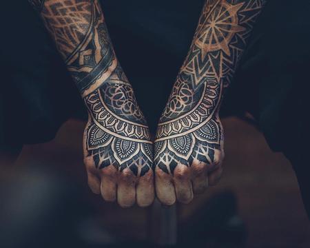 Tattoos - Hand Tattoos - 141426
