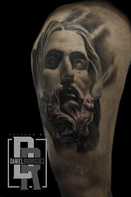 Tattoos - full leg sleeve in progress - 119960