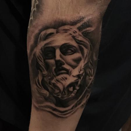 Tattoos - Jesus - 114701