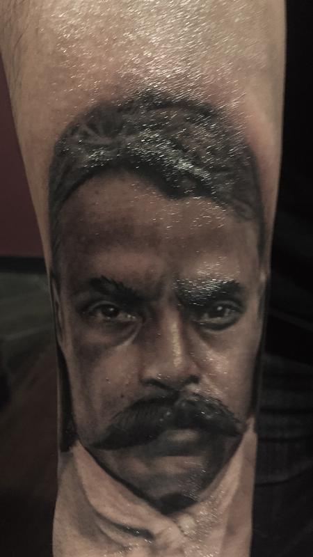 Tattoos - Emiliano Zapata  - 114837