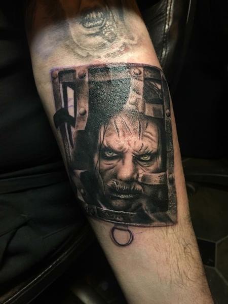 Tattoos - 13 Ghosts