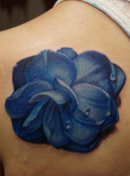 Tattoos - Gardenia - 107858