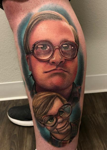 Tattoos - BUBBLES AND CONKY - 134154