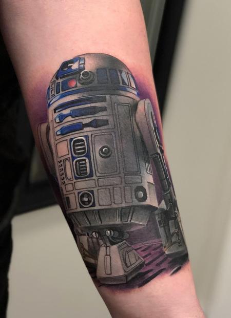 Tattoos - R2-D2 - 134156
