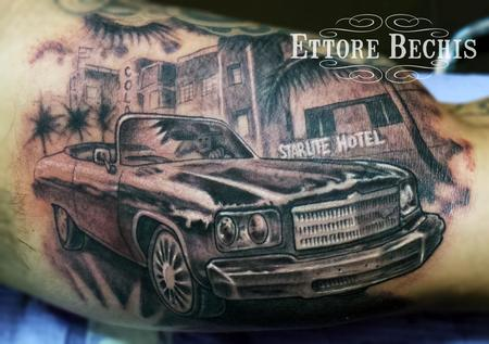 Tattoos - Car Miami - 114769