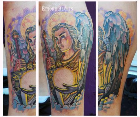 Tattoos - Angel - 114903