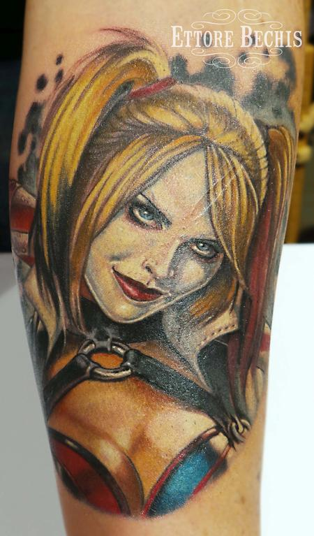 Tattoos - Harley Quinn - 115569