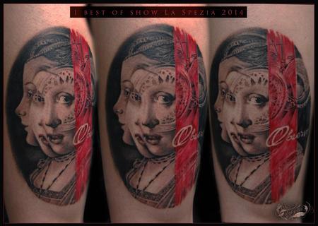 Tattoos - Fabio Filippone - 98971