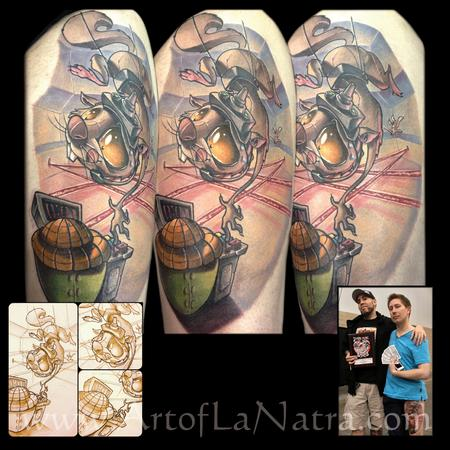 Tattoos - Mission Impossible: Squirrel Protocol - 75684