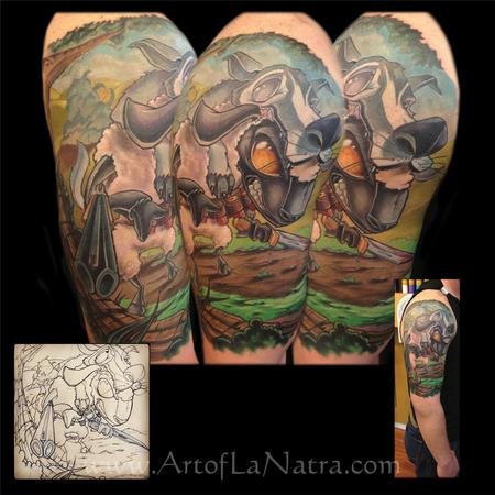 Tattoos - Operation: Aries Onslaught - 75161
