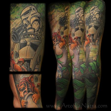 Tattoos - Wicket's WIld Ride - 66199
