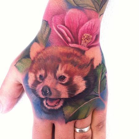 Tattoos - Red Panda - 117703