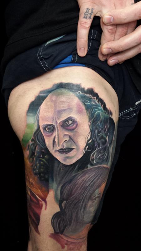 Tattoos - The Penguin - Danny Devito - 111246